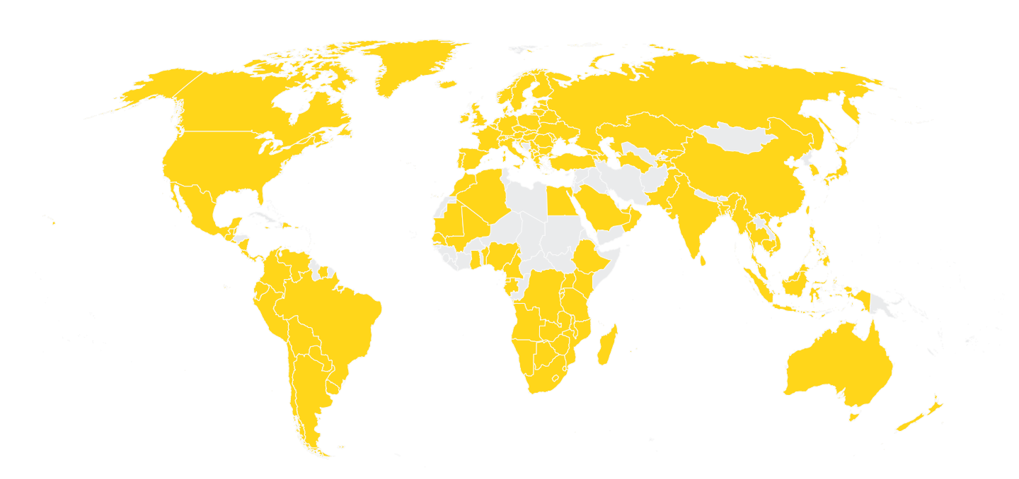 Integrated International Payroll Global Coverage